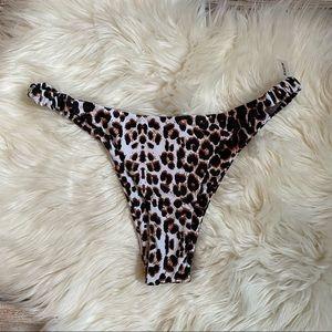 3/$20 NWOT Shein Animal Print Bikini Bottoms
